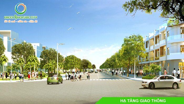 Green Riverside City Bình Chánh HCM
