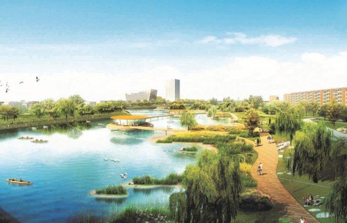 Khu đô thị sinh thái cát tường phú sinh