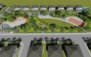 dự án green riverside nhà bè