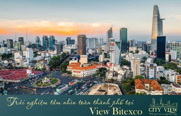 Căn hộ Heaven Riverview – City View